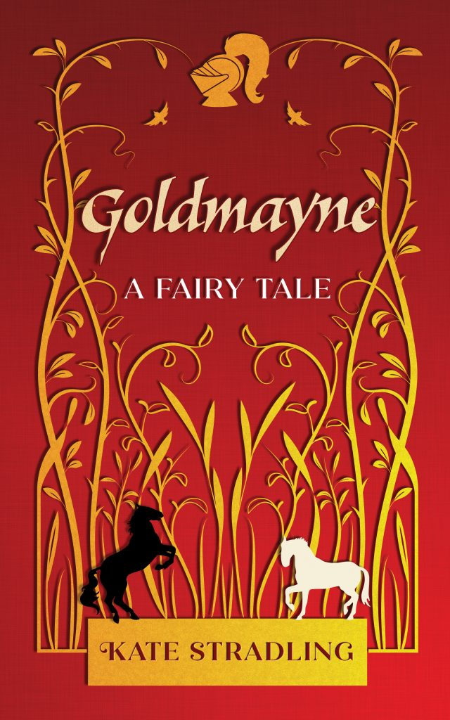 Book cover: Goldmayne by Kate Stradling