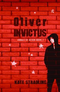 Book cover: Oliver Invictus by Kate Stradling